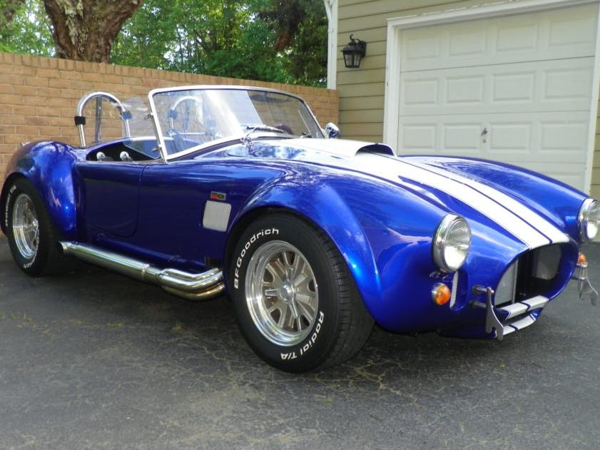 Backdraft Racing Shelby Cobra Replica