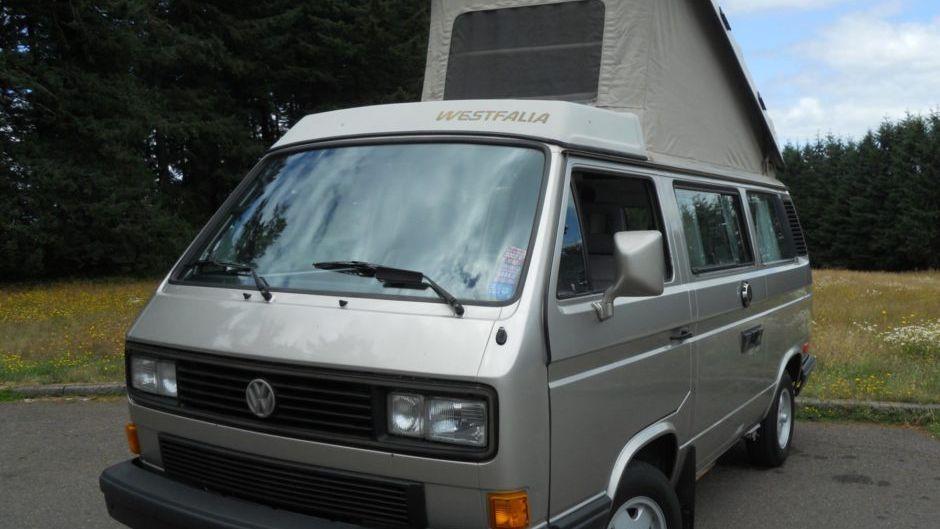 1990 Volkswagen Vanagon Westfalia 4-Speed