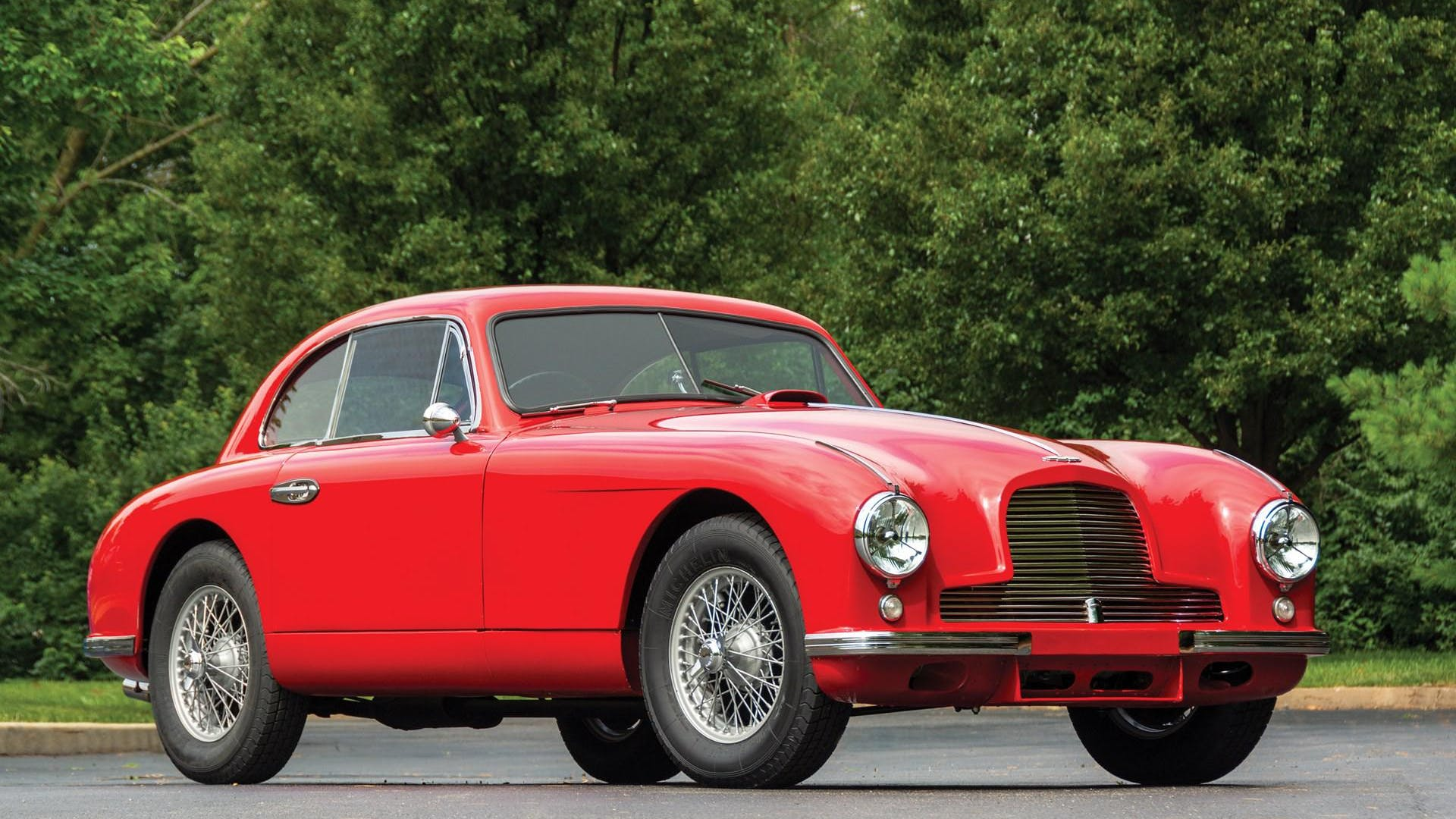 1952 Aston Martin Db2 Vin Lml 50 102 Classic Com