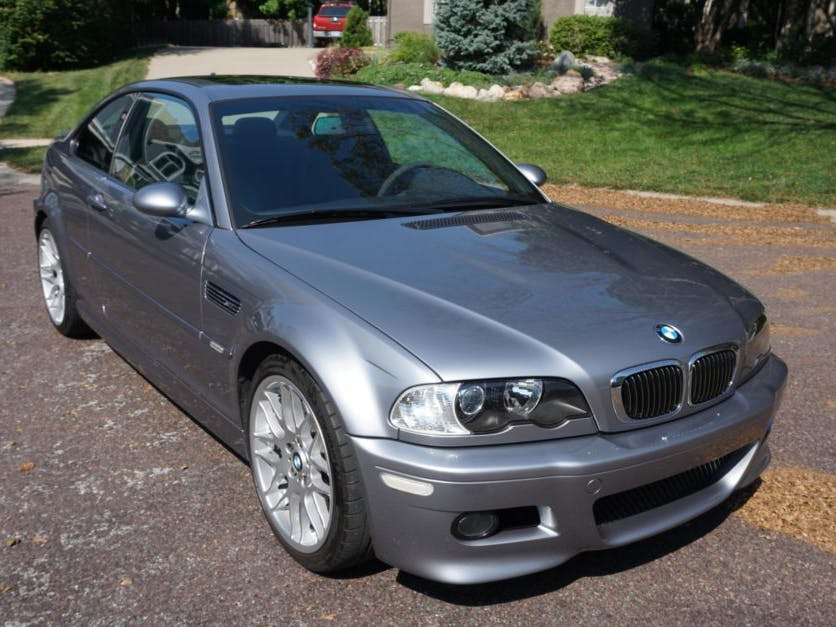 2006 BMW M3 Zcp 6-Speed