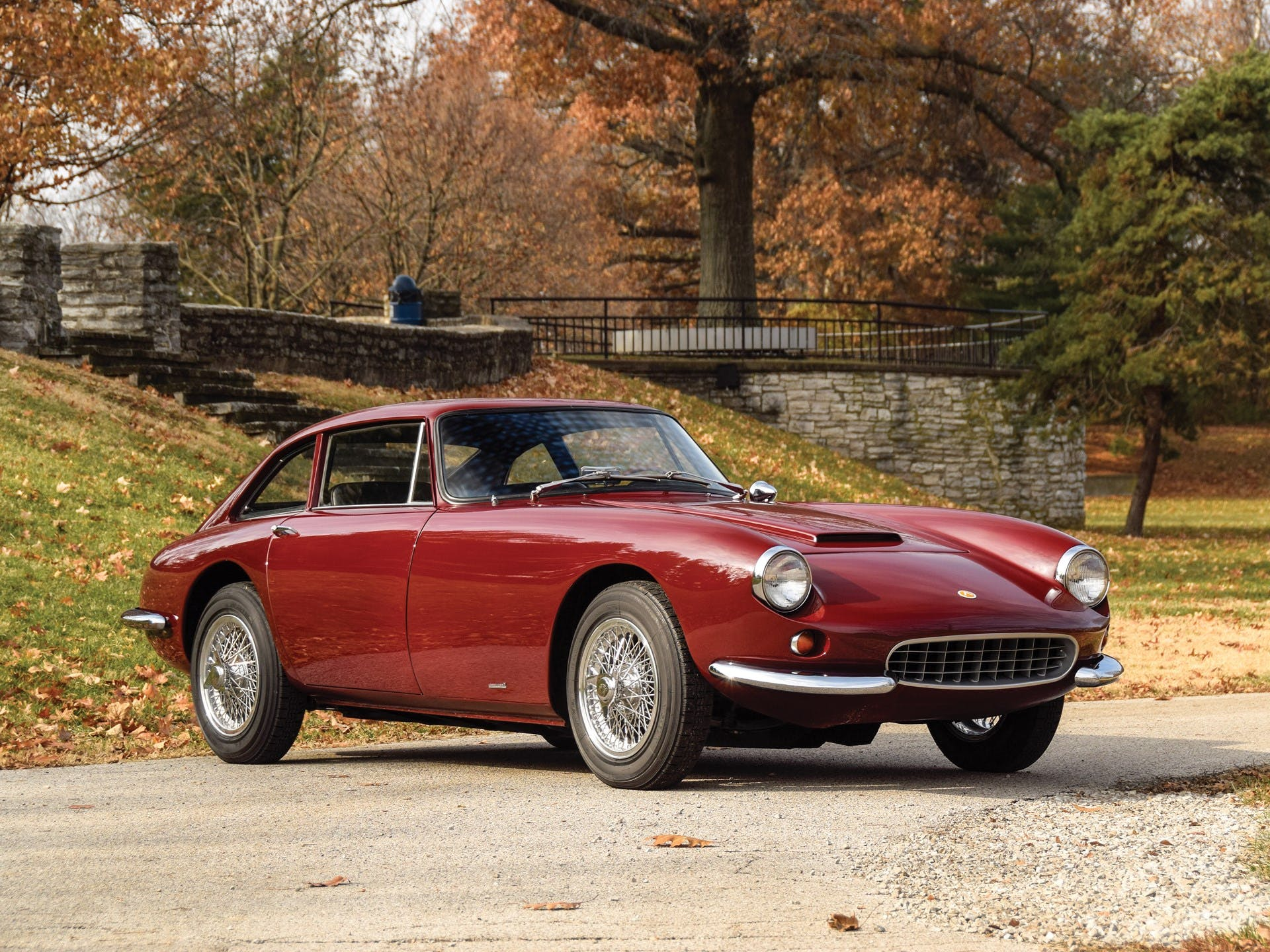 1963 Apollo 3500 GT Coupe by Intermeccanica