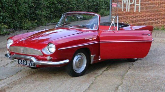 1961 Renault Floride Convertible