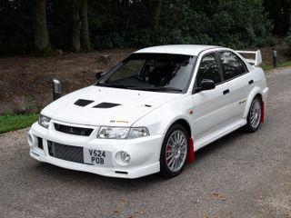 2000 Mitsubishi Evo VI RS Sprint