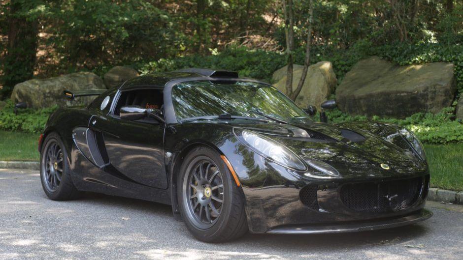 2009 Lotus Exige S260 Sport