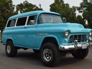 1955 Chevrolet Suburban 4×4