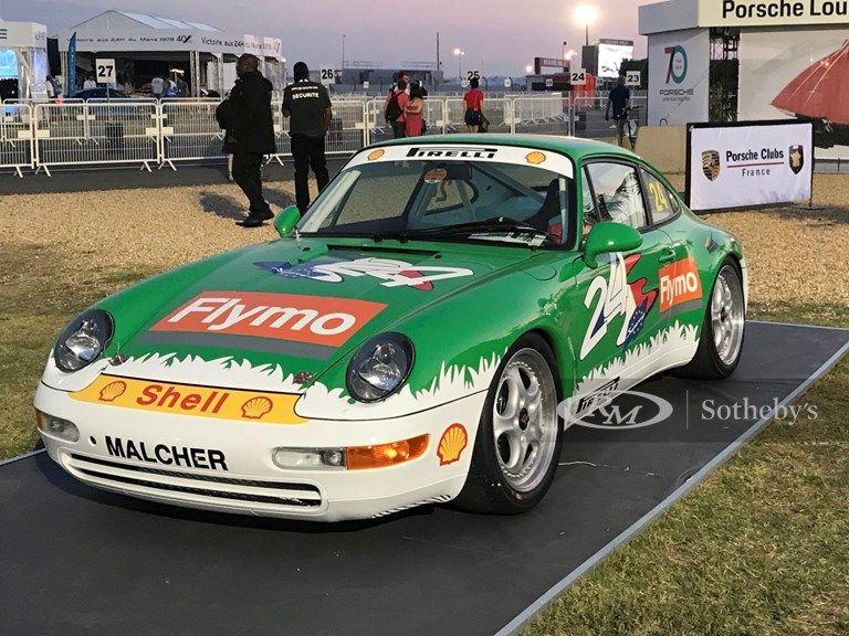 1994 Porsche 911 Cup 3.8