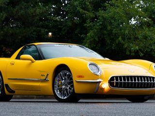 2003 Chevrolet Corvette Aat Commemorative Edition
