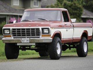 1978 Ford F-250 4×4