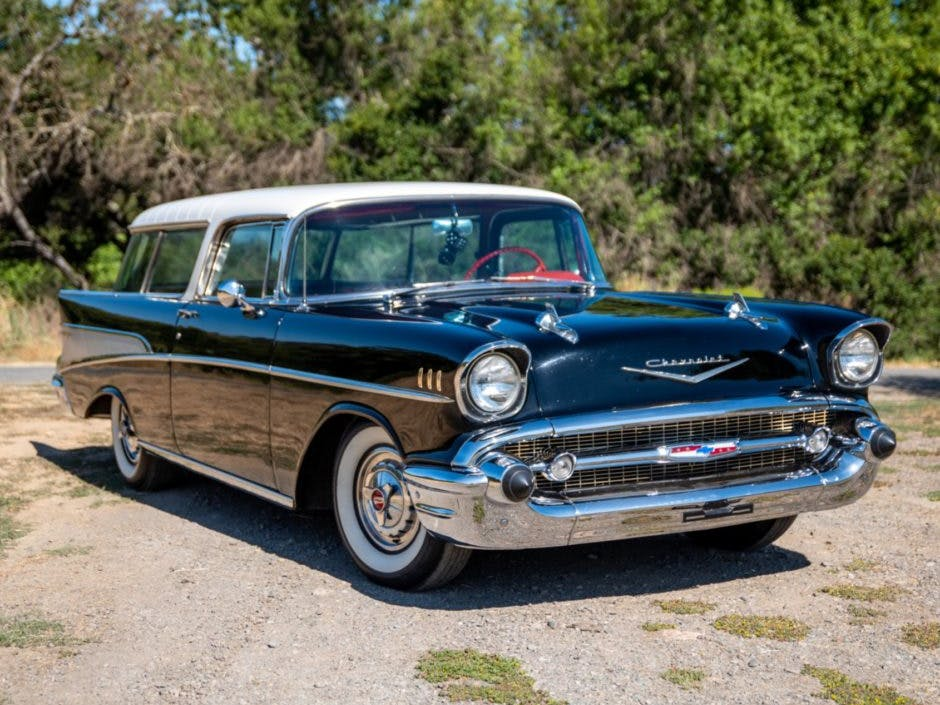 1957 Chevrolet Bel Air Nomad Station Wagon