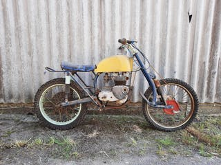 1963 Greeves-Triumph 350CC Project