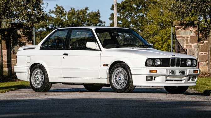 1991 BMW 325i (E30) Sport M-TECH2