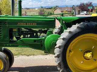 John Deere A