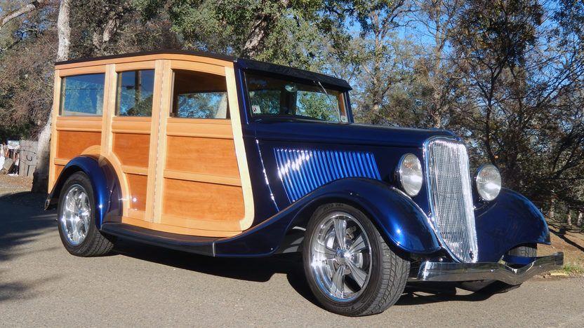 1934 Ford Woody Wagon