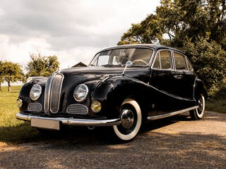 1959 BMW 502