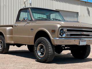 1968 Chevrolet K10 Step Side 4X4 Pickup
