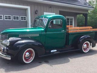 1946 Chevrolet 3100 Custom Pickup