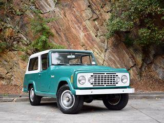1973 Jeep Commando Wagon 3-Speed