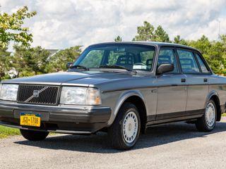 1992 Volvo 240 5-Speed