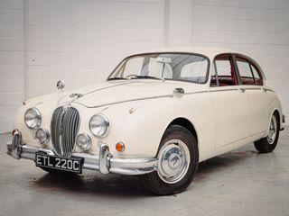 1965 Jaguar MK2 3.4
