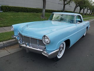 1957 Lincoln Continental Mark II Coupe With A/C