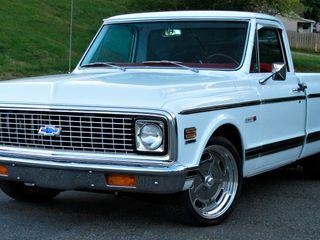 1971 Chevrolet C10 Cheyenne Pickup