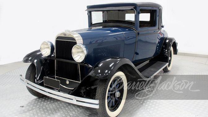 1928 Oldsmobile 2-Door Coupe