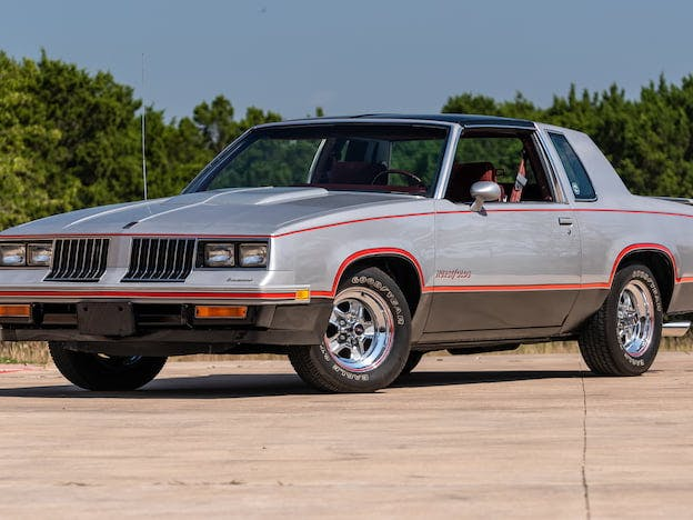 1984 Oldsmobile Hurst/Olds