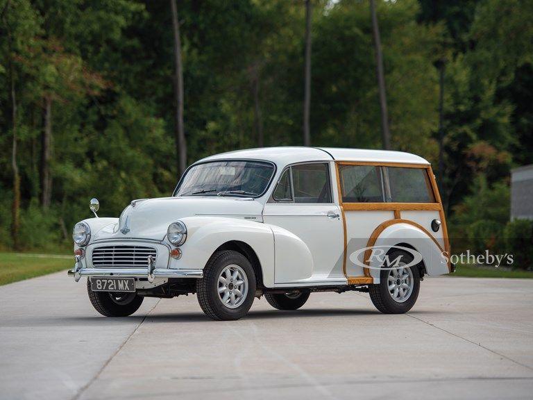 1962 Morris Minor 1000 Traveller