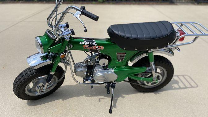 1970 Honda CT70H Trail 70