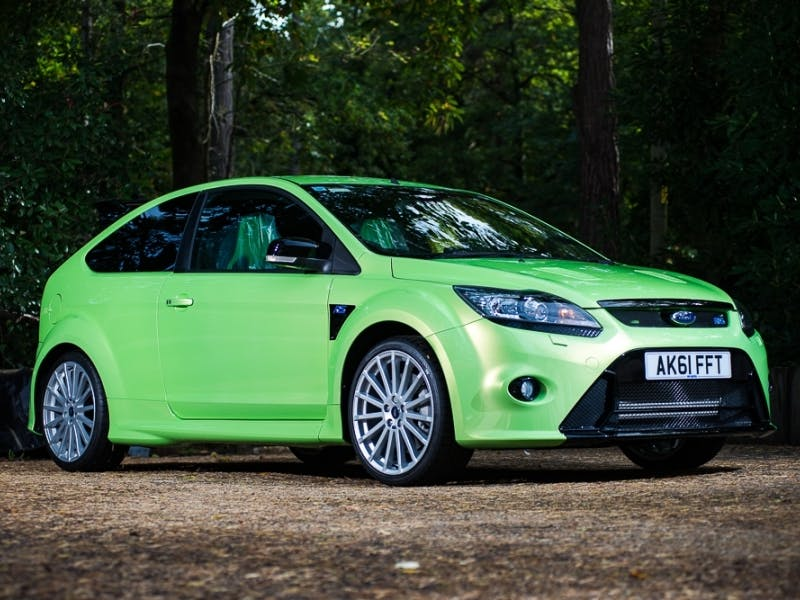 2011 Ford Focus RS - 18 Miles