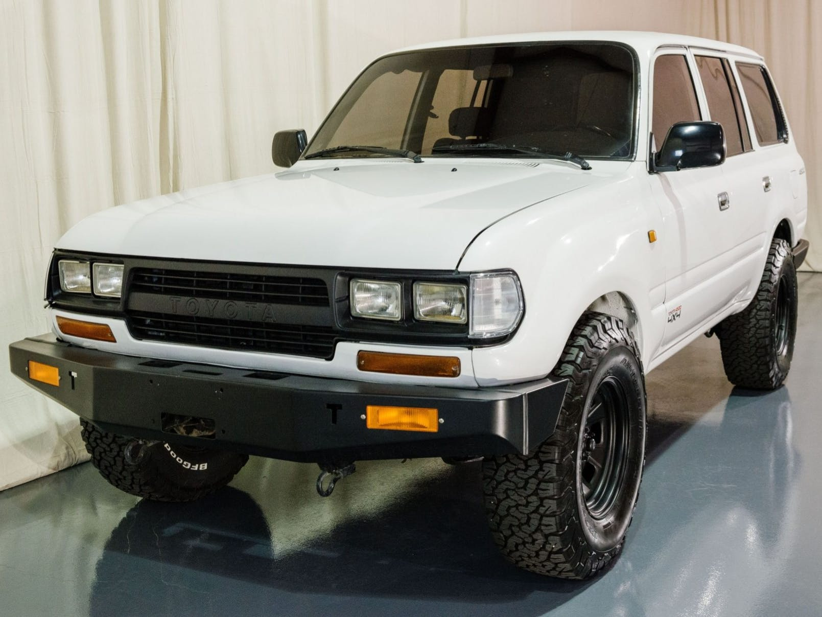1993 Toyota Land Cruiser FZJ80 5-Speed