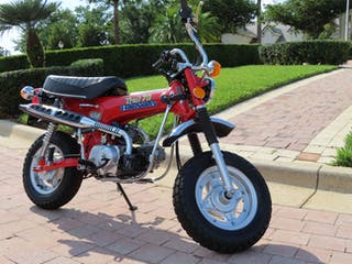 1976 Honda CT70 Trail 70