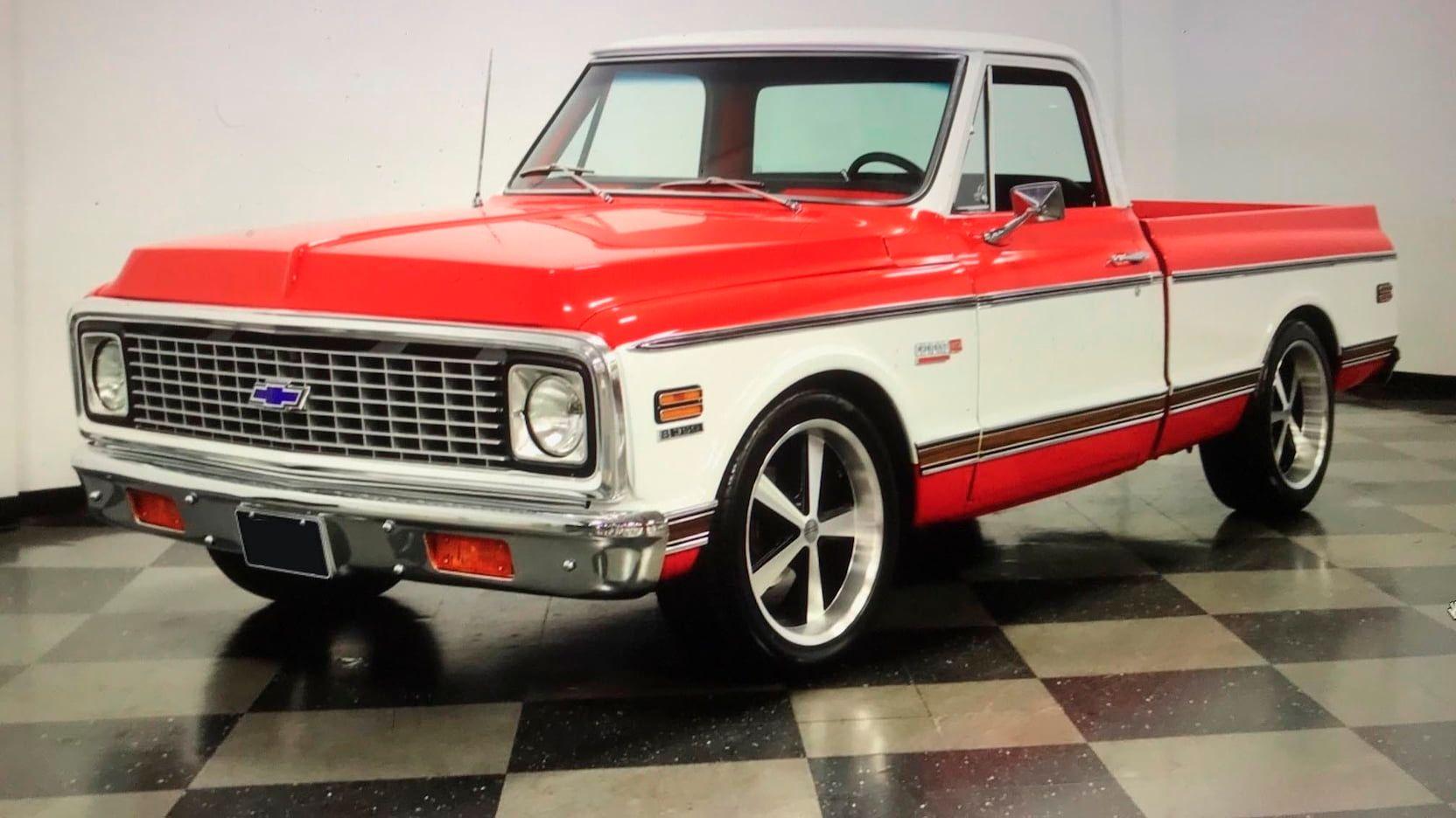 1972 Chevrolet Resto Mod Pickup