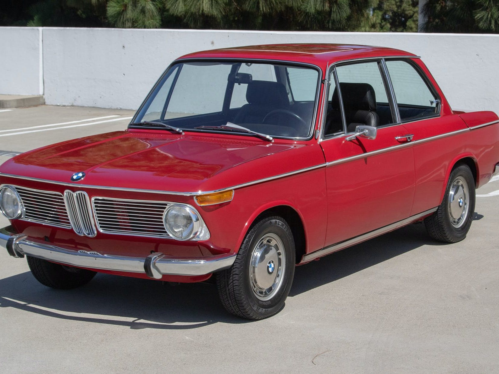 1969 BMW 1600-2 2.0l 5-Speed