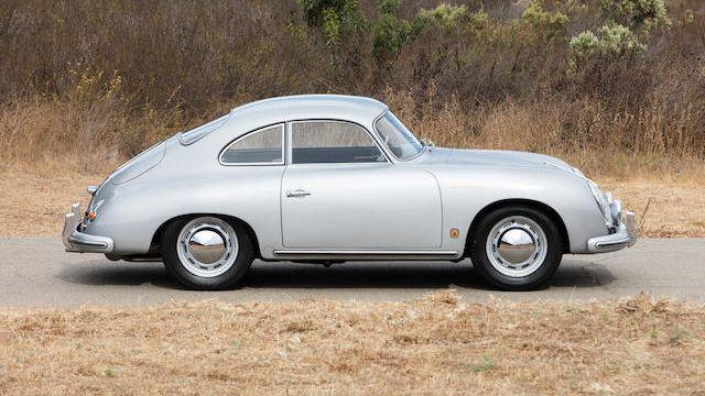 1956 Porsche 356A 1500 Carrera GS Coupe