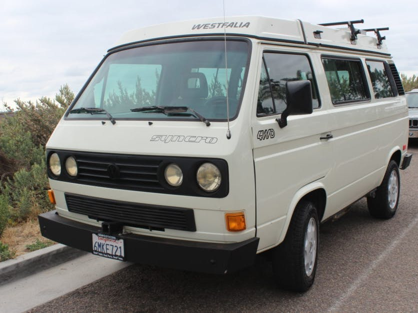 1990 Volkswagen Vanagon Westfalia