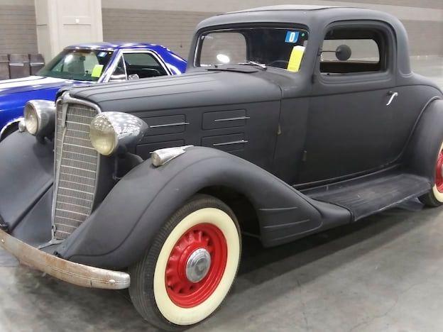 1934 Nash