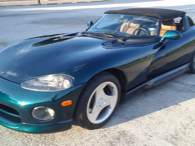 1995 Dodge Viper RT/10 Roadster