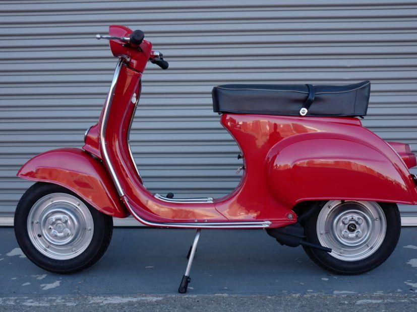 1965 Piaggio Vespa 90
