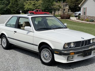 1987 BMW 325IS Coupe