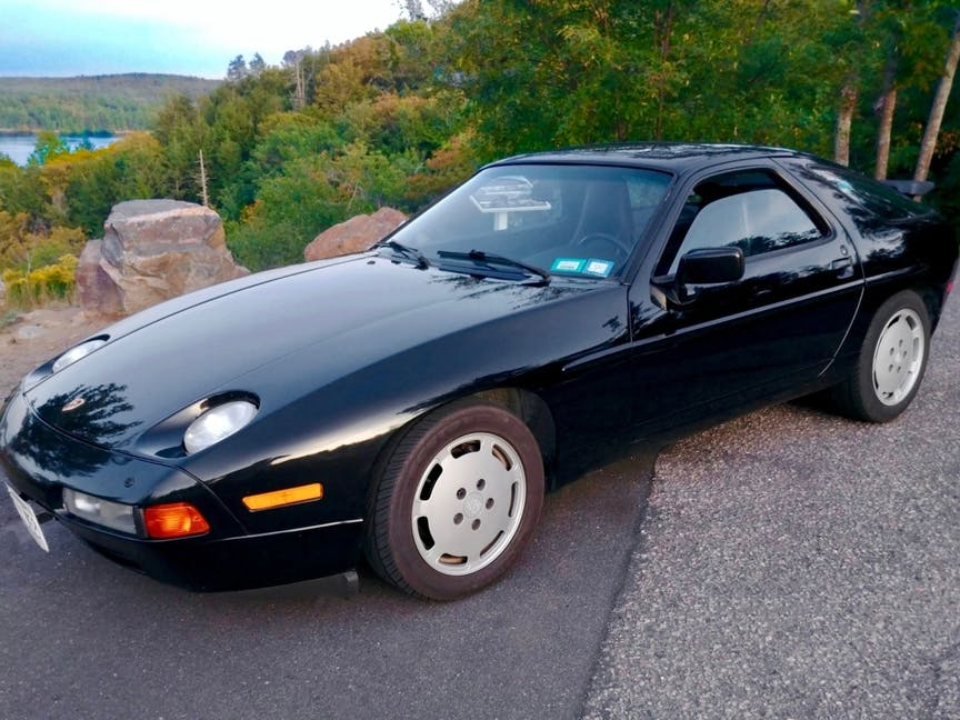 1987 Porsche 928 S4 5-Speed Manual