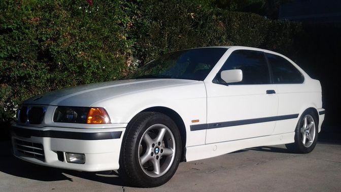 1998 BMW 318 Ti Coupe