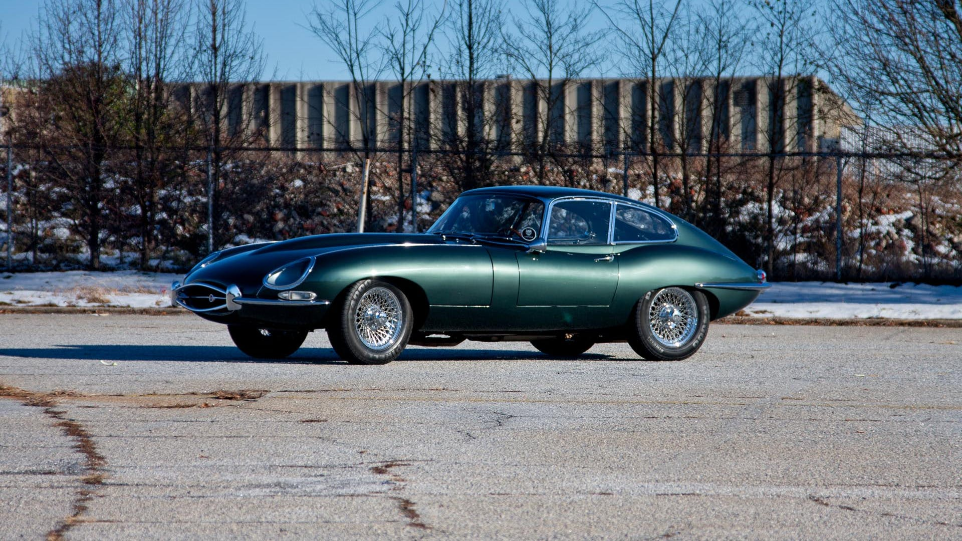 1965 Jaguar E-Type 4.2-Litre 'Series I' FHC
