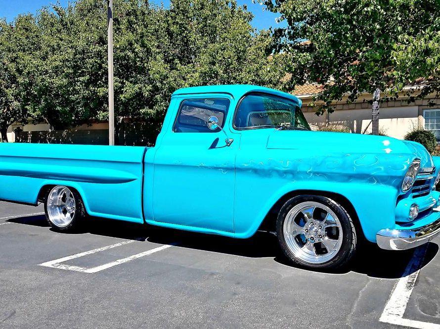 1959 Chevrolet Apache Custom Pickup