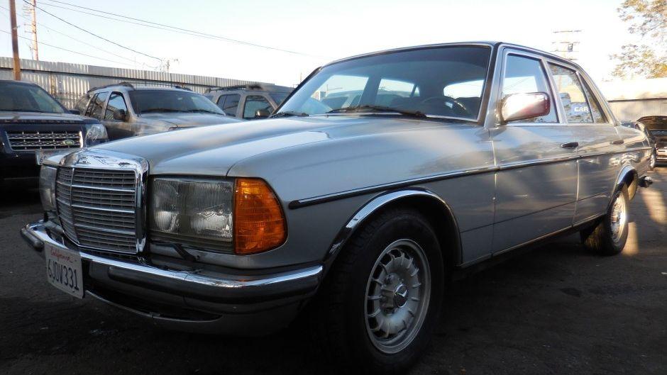1985 Mercedes-Benz 280E