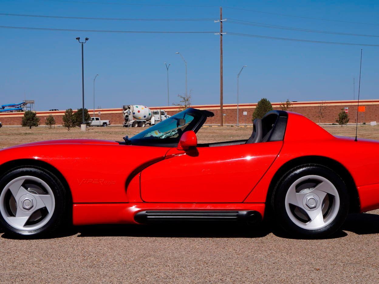 1993 Dodge Viper RT/10 Roadster