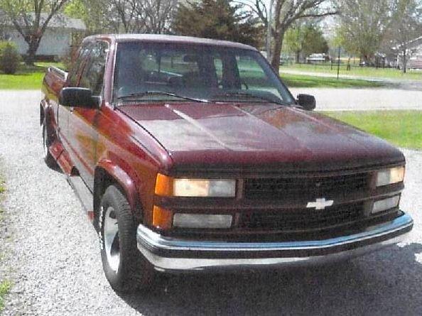 1997 Chevrolet Silverado Centurion Pickup