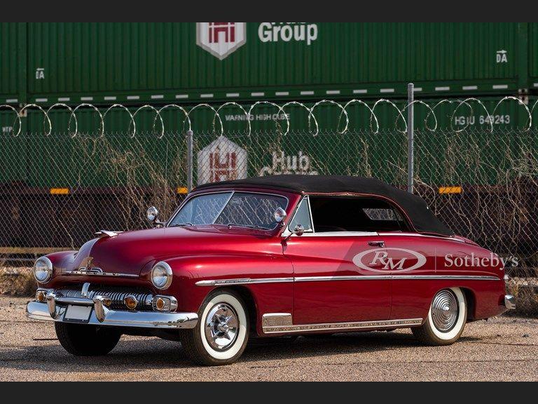 1950 Mercury Convertible Custom
