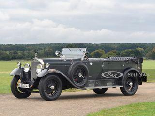 1928 Mercedes-Benz 630 K Tourer