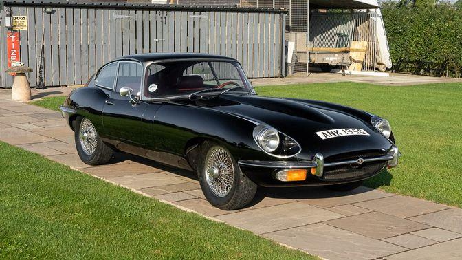 1969 Jaguar E-Type Series 2 4.2 FHC